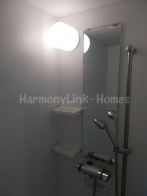 stage大和町Ⅱのシンプルで使いやすいシャワールームです