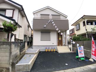 京成本線「東中山」駅徒歩14分の全1棟の新築一戸建てです。