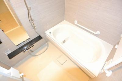 【浴室】北浜ミッドタワー