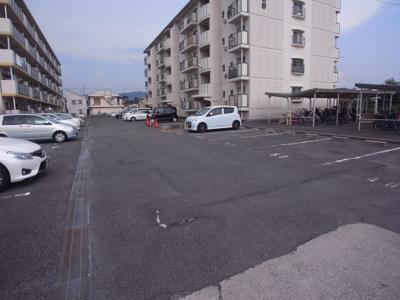 【駐車場】クレセントOS