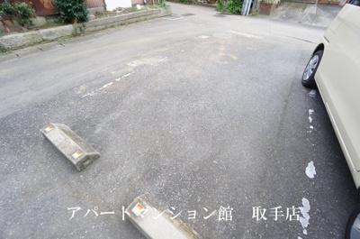 【駐車場】木村貸家