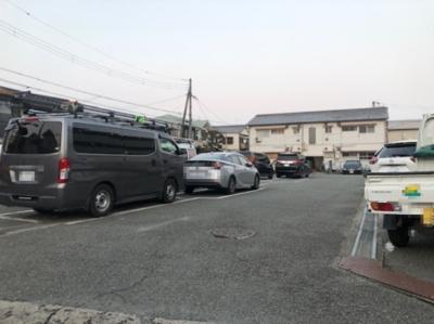 【外観】北多田モータープール