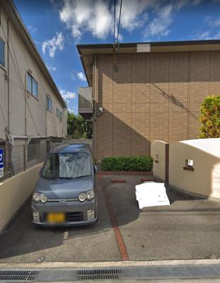 【外観】ソレイユ蛍池駐車場