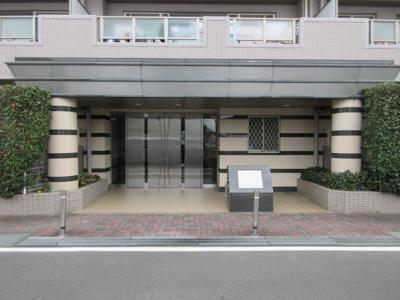 【エントランス】藤和シティホームズ希望ヶ丘