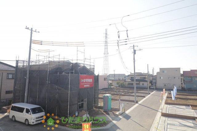 【展望】杉戸町清地6丁目 第2 新築一戸建て 03 リーブルガーデン