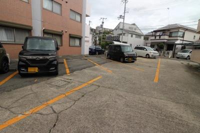 【駐車場】松本第2ハイツ