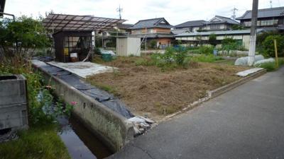 【外観】福山市駅家町近田 売土地