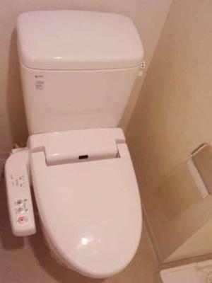 【トイレ】BPRレジデンス蔵前