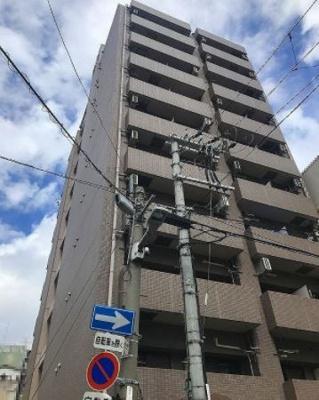 【外観】エスティライフ梅田新道