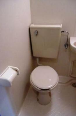 【トイレ】メゾンイノウエ