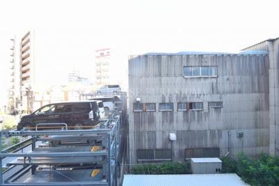 【庭】プレサンスロジェ大阪福島