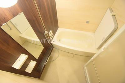 【浴室】プレサンスロジェ大阪福島