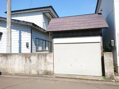 【駐車場】大館市芦田子字天下道上・中古住宅 リフォーム済