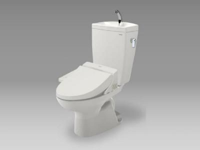 【トイレ】大館市美園町・中古住宅 リフォーム中