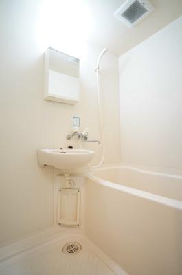 【浴室】ツインコーポ谷津A