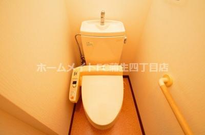 【トイレ】プランドールキンエー千林