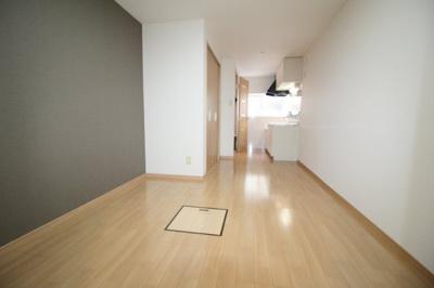 【居間・リビング】豊島北1丁目テラスハウス