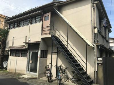 【外観】阿佐ヶ谷第二荘