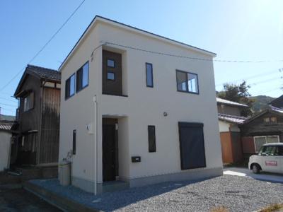 【外観】Y邸新築貸家