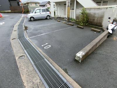【駐車場】セルティアB棟