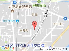【地図】グランメール桜野