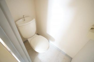 【トイレ】ドミールモンターニュ