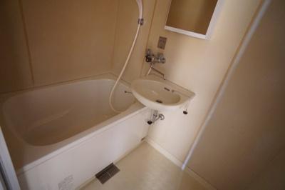 【浴室】ドミールモンターニュ