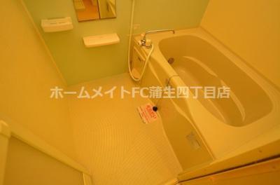 【浴室】ル・ソレイユⅡ