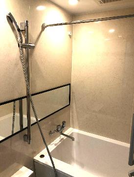 【浴室】黄金森ガーデンⅠ