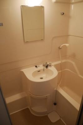 【浴室】パークマンション