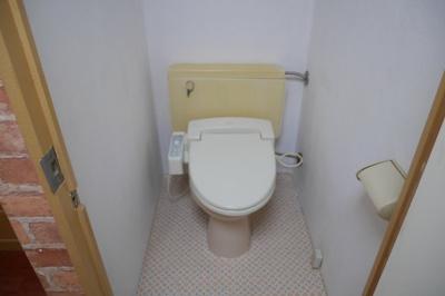 【トイレ】パークマンション
