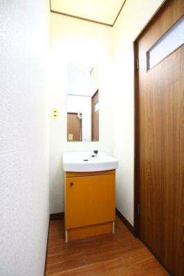 【独立洗面台】林コーポラス