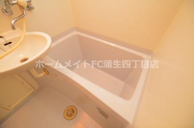 【浴室】ヴィアーレ今市