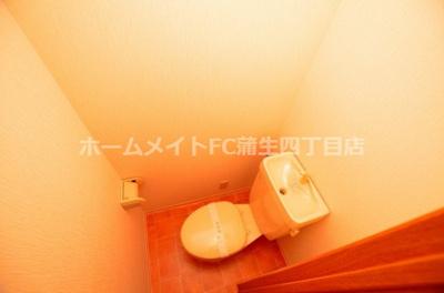 【トイレ】ヴィアーレ今市