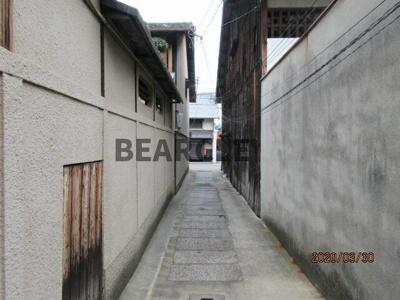 【駐車場】木賊山町南側 貸家