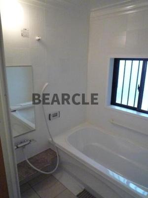【浴室】木賊山町南側 貸家