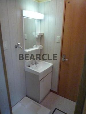 室内洗濯機置場も有ります