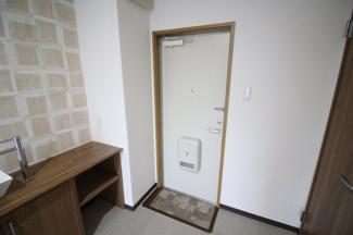 【玄関】ネバオフィス
