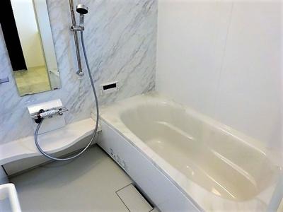 【浴室】神戸市垂水区本多聞3丁目 新築戸建