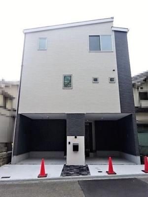 【外観】神戸市垂水区本多聞3丁目 新築戸建