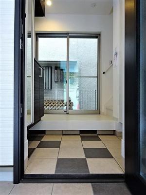 【玄関】神戸市垂水区本多聞3丁目 新築戸建