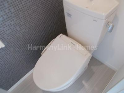 stage野方のコンパクトで使いやすいトイレです☆