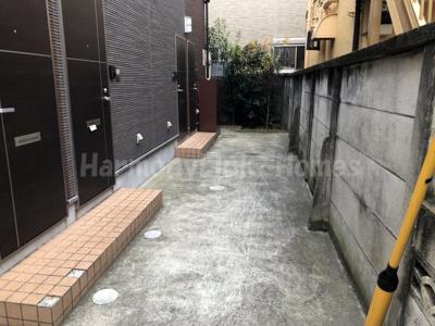 stage野方の駐輪スペース☆