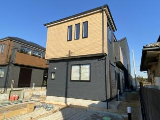 新京成線「滝不動」「三咲」駅徒歩17分の全4棟の新築一戸建てです。
