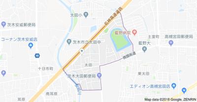 【地図】北ガワハイム