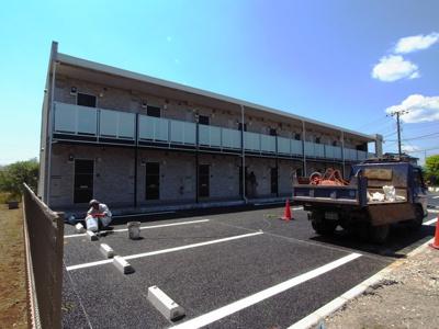 リブリ・検見川の外観