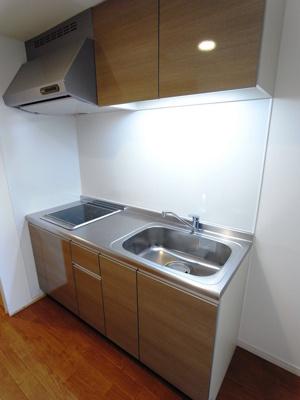 リブリ・検見川のキッチン