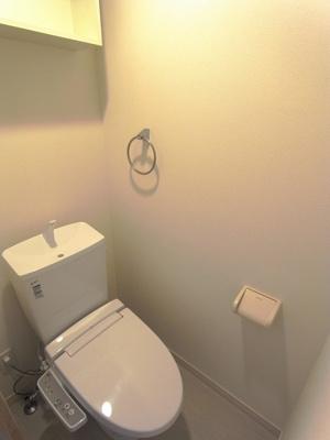 リブリ・検見川のトイレ