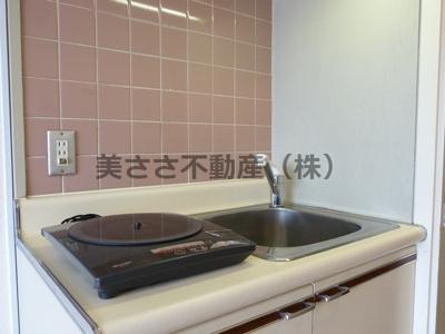【キッチン】メゾン・ド・ノア天神町