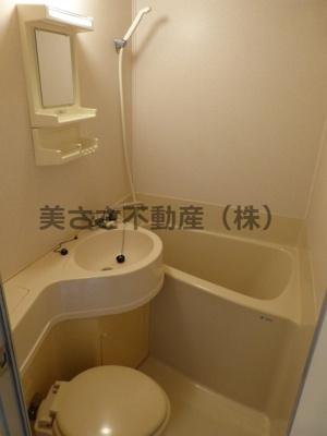 【浴室】メゾン・ド・ノア天神町
